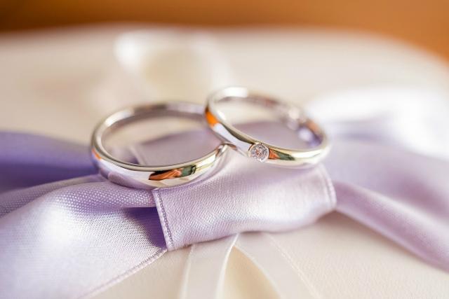 C&C株式会社の結婚指輪イメージ